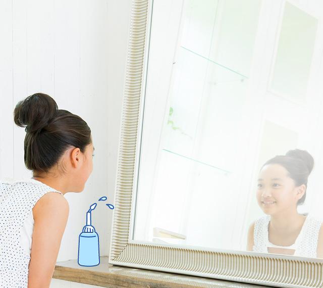つーんとしない鼻うがいハンディタイプ鼻洗浄器ハナクリーンS